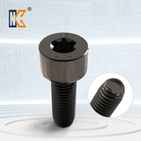 Cylindrical head torx drive